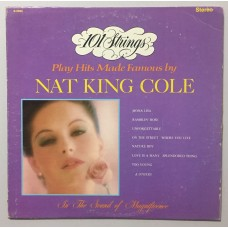 101 Strings Hits Made Famous By Nat King Cole Lp