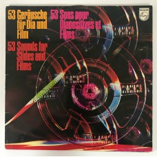 53 Sounds For Slides And Films Lp