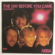 Abba The Day Before You Came - Cassandra 45 lik