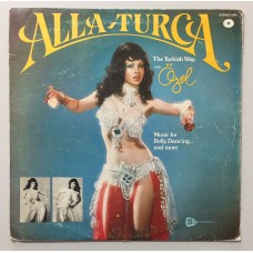 Alla Turca The Turkish Way Belly Dance With Özel Türkbaş Lp