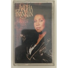 Aretha Franklin Greatest Hits Kaset