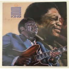 B.B. King King Of The Blues 1989 Lp