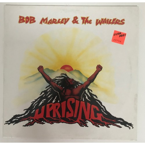Bob Marley & The Wailers Uprising Lp