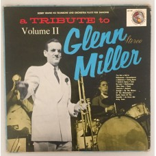Bobby Krane And His Orchestra - A Tribute To Glenn Miller Volume II