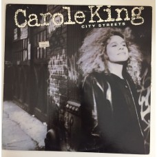 Carole King City Streets Lp