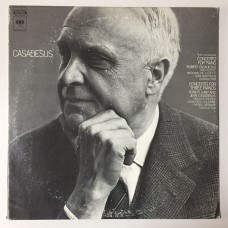 Casadesus Concerto For Piano Lp