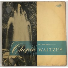 Chopin Paul Procopolis Chopin Waltzes Lp
