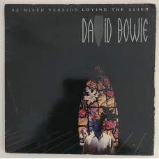 David Bowie Loving The Alien - Don't Look Down 45 lik