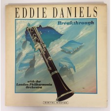Eddie Daniels Breakthrough Lp