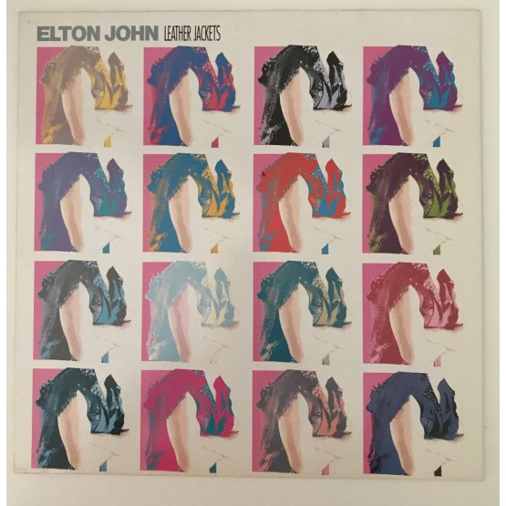 Elton John Leather Jackets Lp