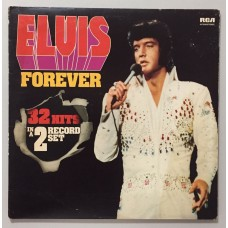 Elvis Forever 32 Hits And The Story Of A King Lp
