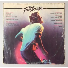 Footloose Original Soundtrack Of The Paramount Motion Picture Lp