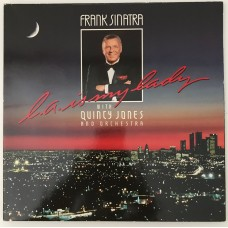 Frank Sinatra With Quincy Jones And Orchestra L.A. Is My Lady Lp