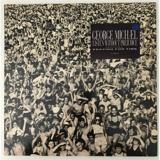 George Michael Listen Without Prejudice Vol 1 Lp