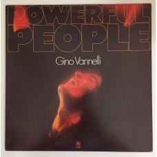 Gino Vannelli Powerful People Lp
