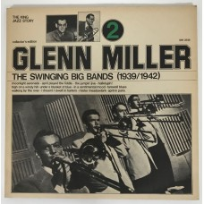 Glenn Miller The Swinging Big Bands (1939/1942) Glenn Miller Vol. 2 Lp