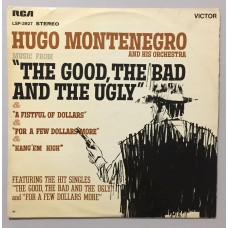 Hugo Montenegro And His Orchestra The Good, The Bad And The Ugly Lp (Satıldı)