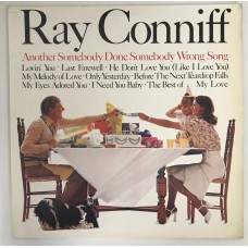 Ray Conniff Another Somebody Done Somebody Wrong Song Lp