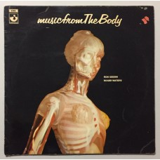 Ron Geesin & Roger Waters Music From The Body Lp