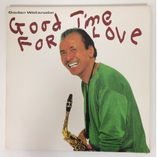 Sadao Watanabe Good Time For Love Lp