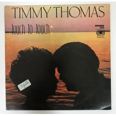 Timmy Thomas Touch To Touch Lp
