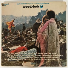 Woodstock Music From The Original Soundtrack And More Lp