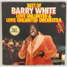 Best Of Barry White, Love Unlimited Love Unlimited Orchestra Lp