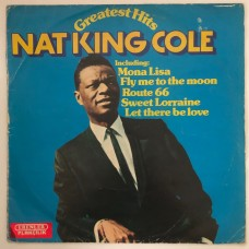 Nat King Cole Greatest Hits Lp