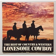 Lonesome Cowboy The Best Of Country & Western Lp