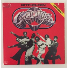 Commodores Anthology Double Lp