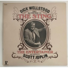 Dick Wellstood Plays Ragtime Music Of The Sting Lp