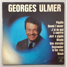 Georges Ulmer The World Of Georges Ulmer Lp