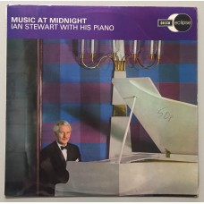 Ian Stewart And His Piano Music At Midnight Lp