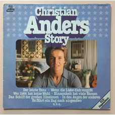 Christian Anders Christian Anders Story Double Lp