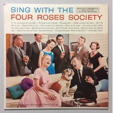 Four Roses Society Sing With The Four Roses Society Lp