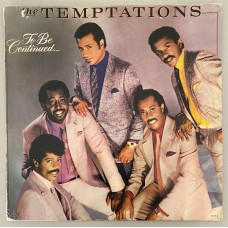 The Temptations To Be Continued Lp