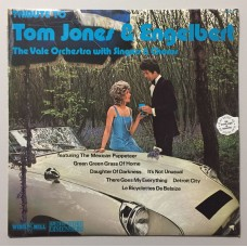 The Vale Orchestra With Singers & Chorus Tribute To Tom Jones And Engelbert Lp
