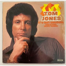 Tom Jones It's Not Unusual and Other Great Songs Lp