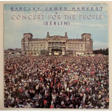 Barclay James Harvest Berlin A Concert For The People Lp