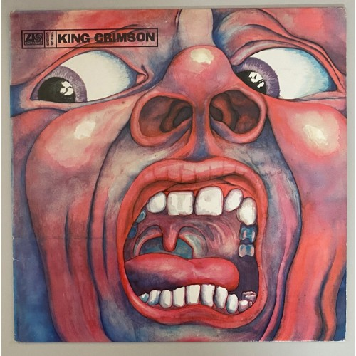 King Crimson In The Court Of The Crimson King (An Observation By King Crimson) Lp