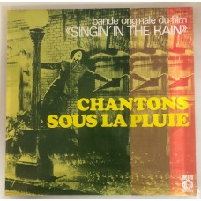Chantons Sous La Pluie Bande Originale Du Film Singin'in The Rain Lp