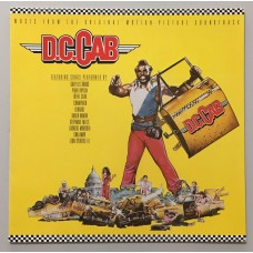 D.C. Cab Music From The Original Motion Picture Soundtrack Lp