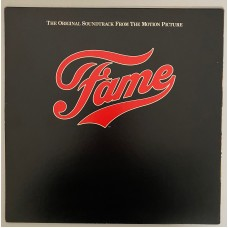 Fame The Original Soundtrack From The Motion Picture Lp