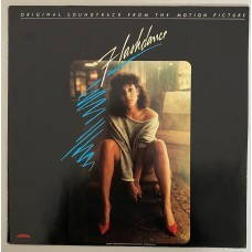 Flashdance Original Soundtrack From The Motion Picture Lp