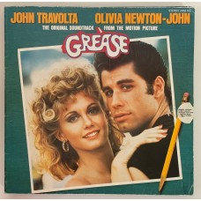 Grease The Original Soundtrack From The Motion Picture Lp