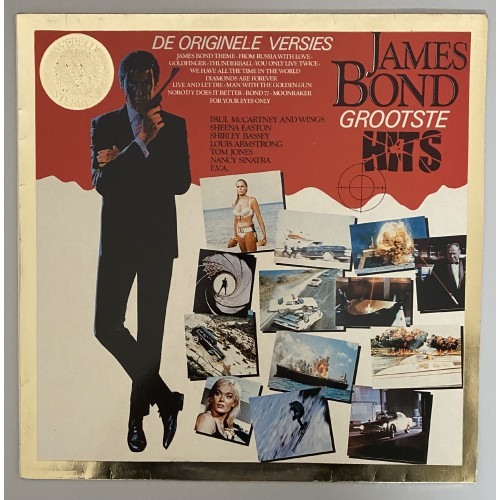 James Bond Grootste Hits Lp