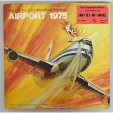 John Cacavas Airport 1975 (Music From The Original Motion Picture Soundtrack) Lp