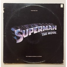 John Williams Superman The Movie (Original Sound Track) Double Lp