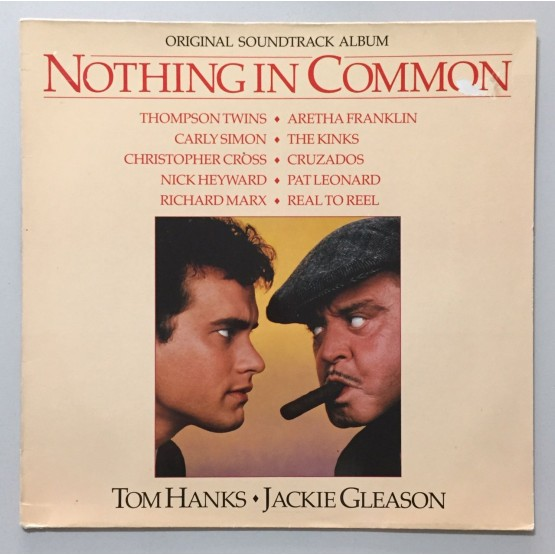 Nothing In Common Original Soundtrack Lp