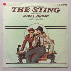 Original Motion Picture Soundtrack The Sting Marvin Hamlisch Featuring The Music Of Scott Joplin